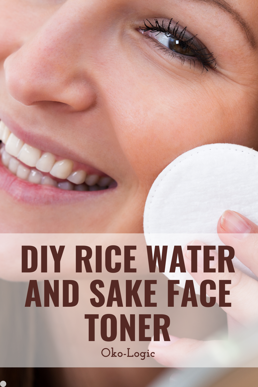 Fermented Rice Water and Sake Face Mist for Glowing Skin