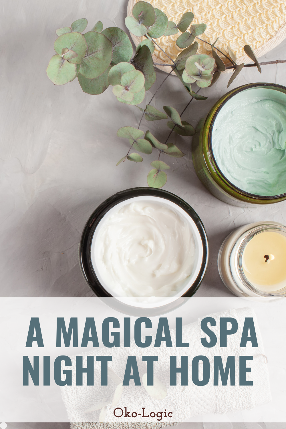 How To Pamper Yourself at Home with a Magical Spa Night