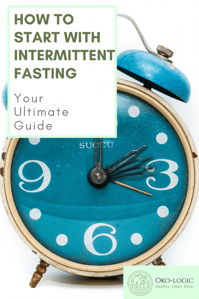 intermittent fasting by the clock