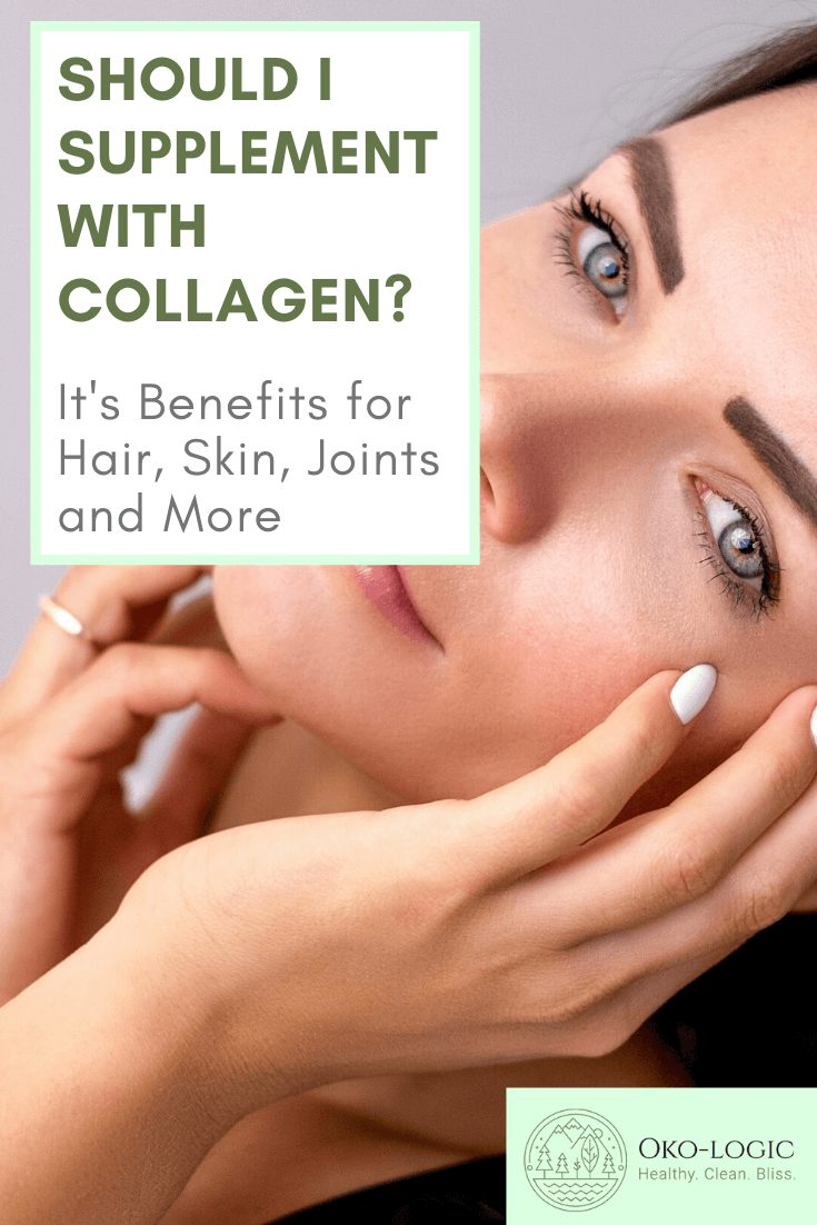 Consuming Collagen for Hair Density, Beautiful Skin, and General Health