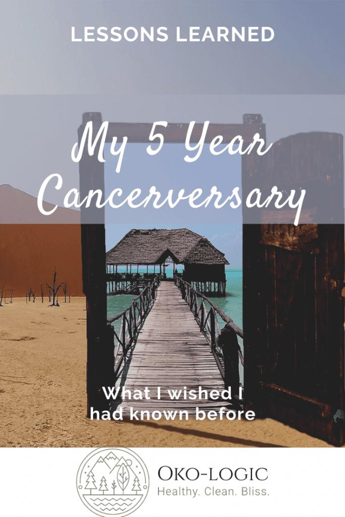 cancer anniversary