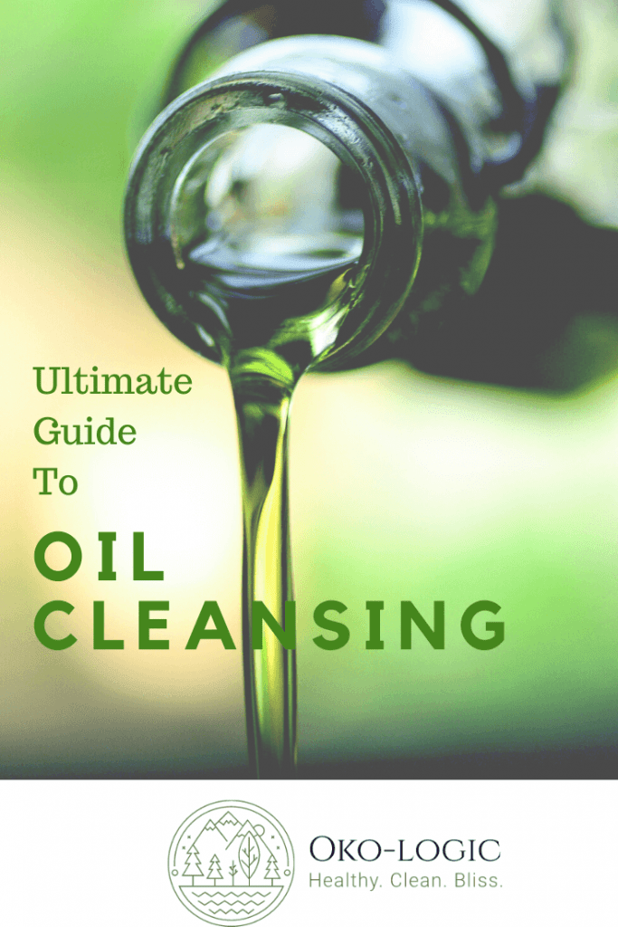 oil cleansing for face