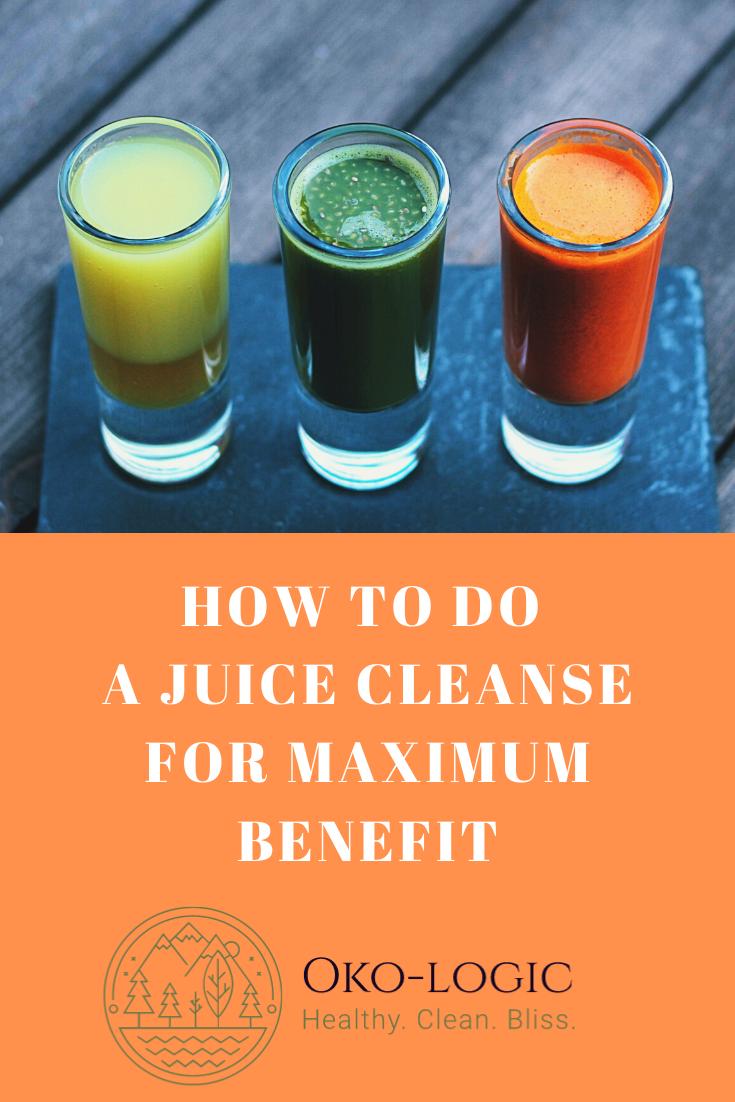 Thinking About a Truly Clean Juice Cleanse? Follow These 5 Steps