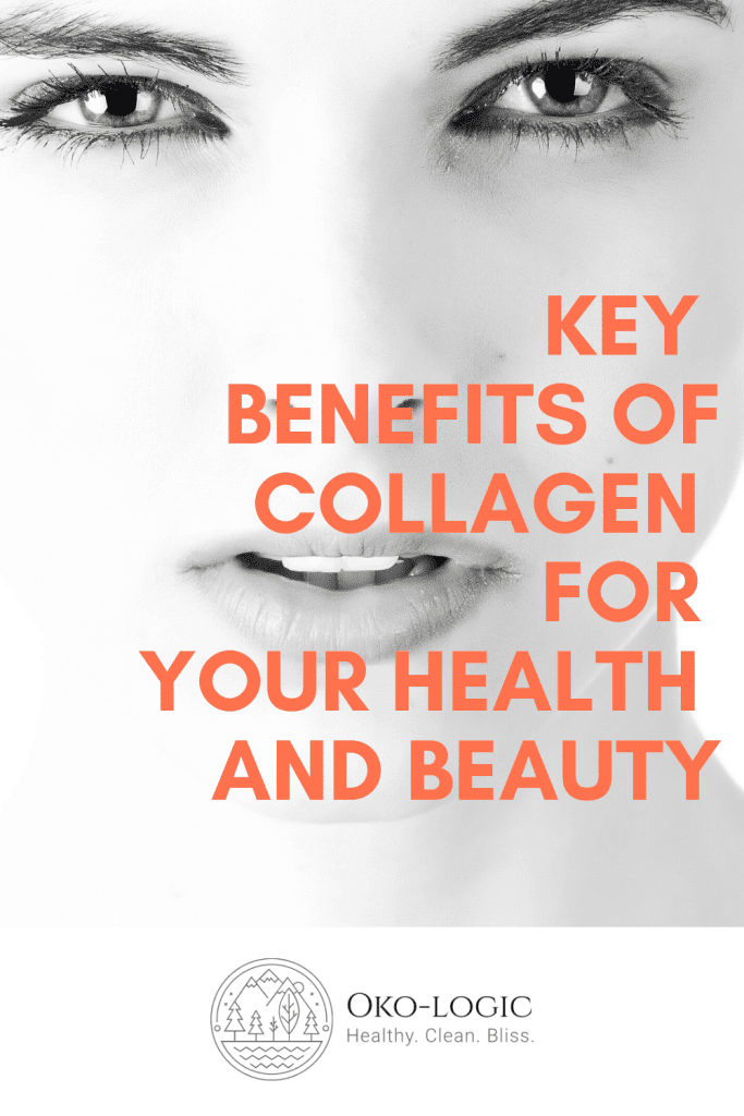 benefits of collagen for hair and skin