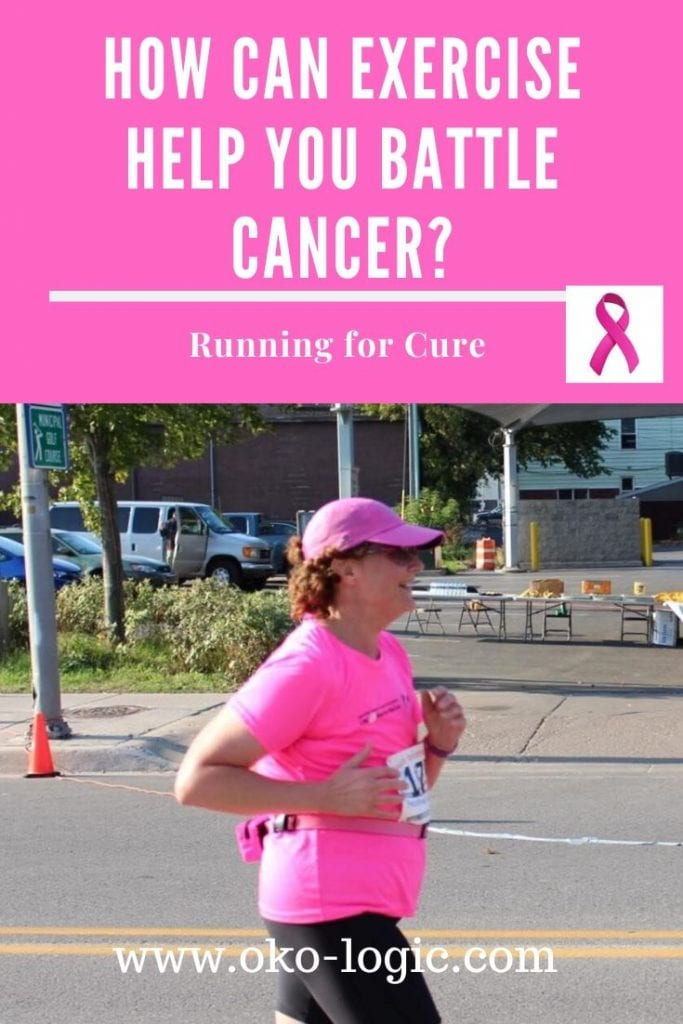 running past cancer pin