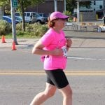 running past cancer