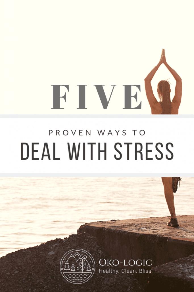 5 stress coping strategies