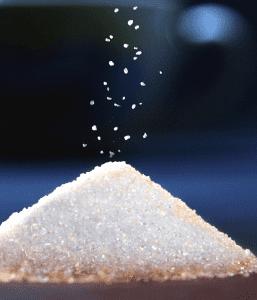 sugar heap