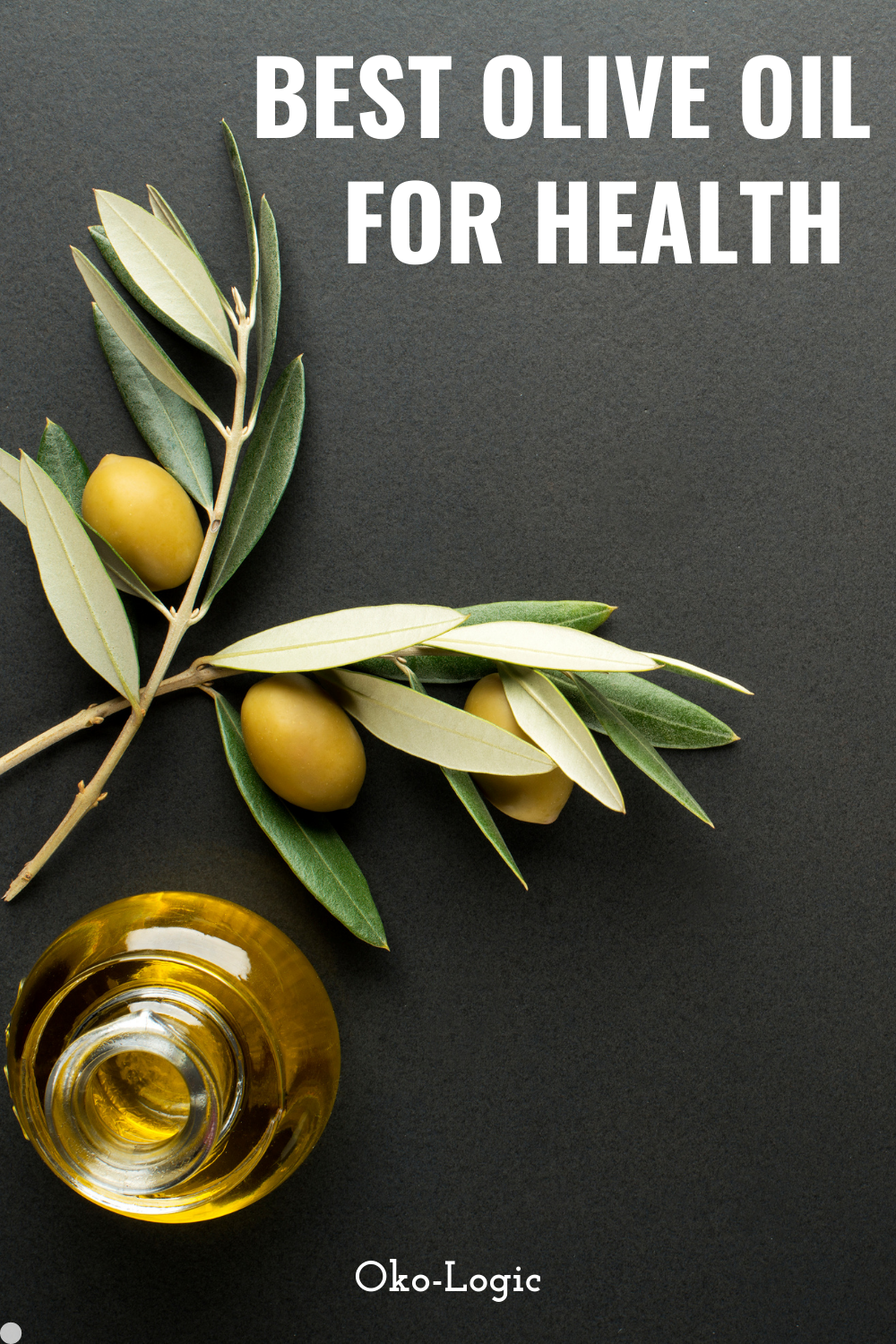 Why is Koroneiki Olive Oil the Best Oil for Your Health