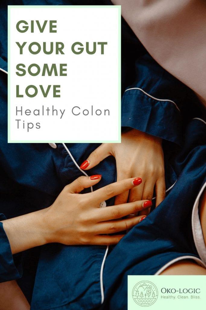healthy colon tips