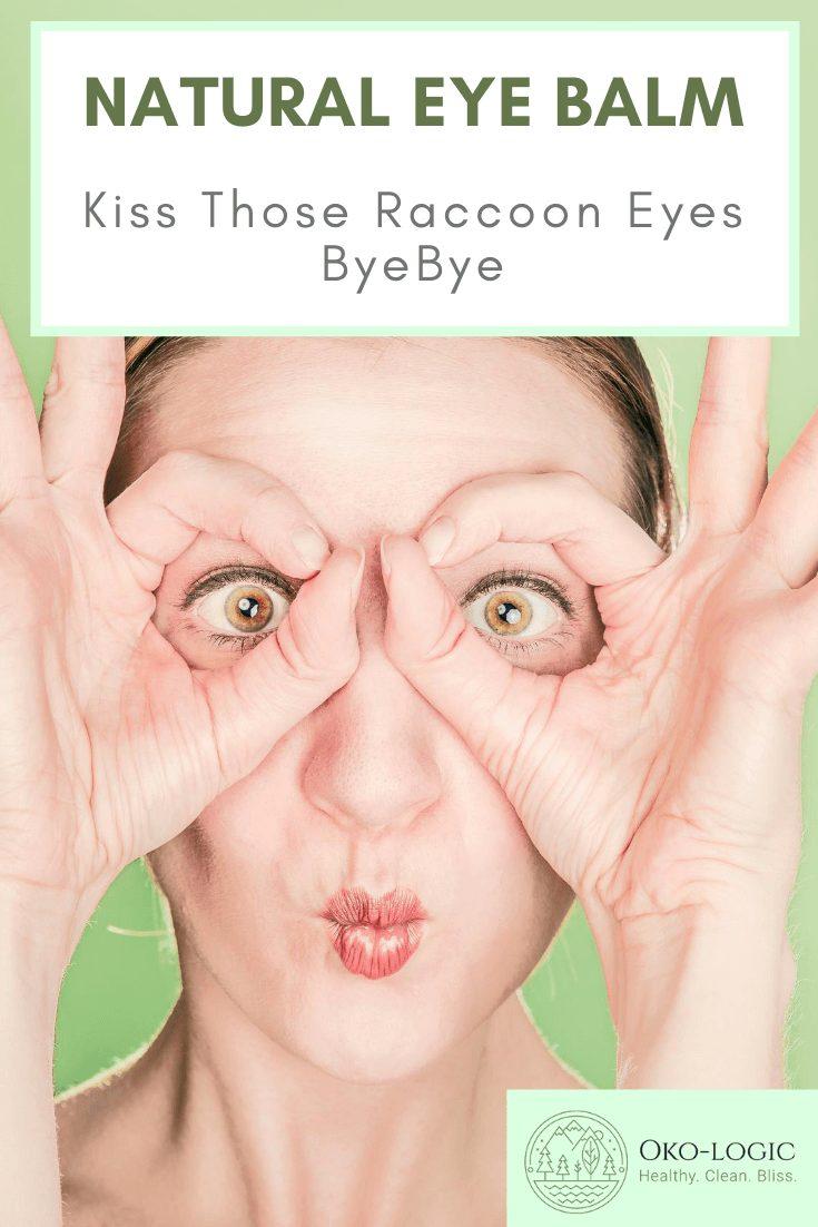 Best Natural Eye Balm to Combat Wrinkles and Dark Circles (DIY)