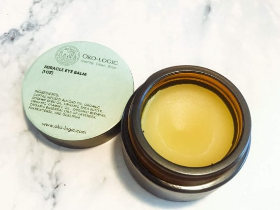 miracle ye balm in a jar
