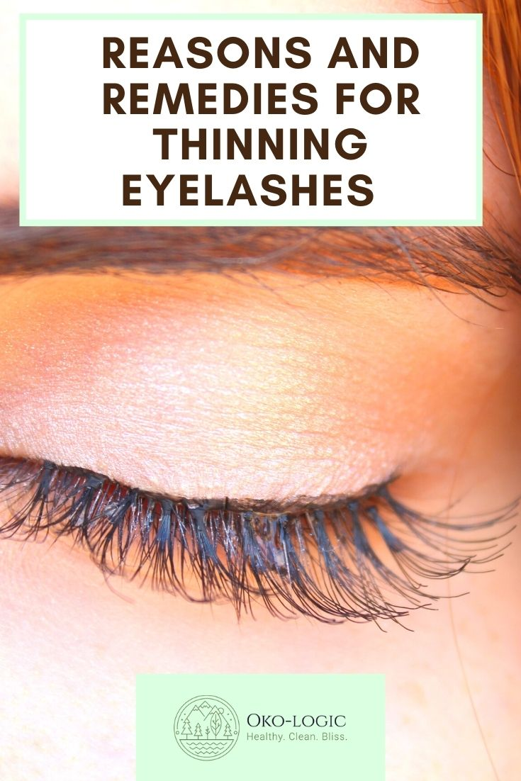 How to Best Combat Thinning Eyelashes and Eyebrow Loss