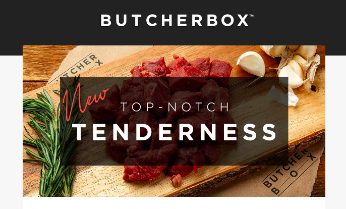 butcher box banner