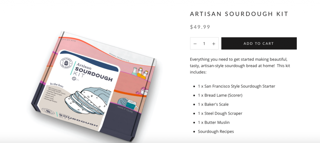 Sourdough kit 1