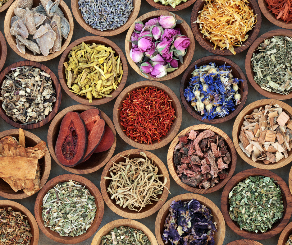 cancer-fighting herbs