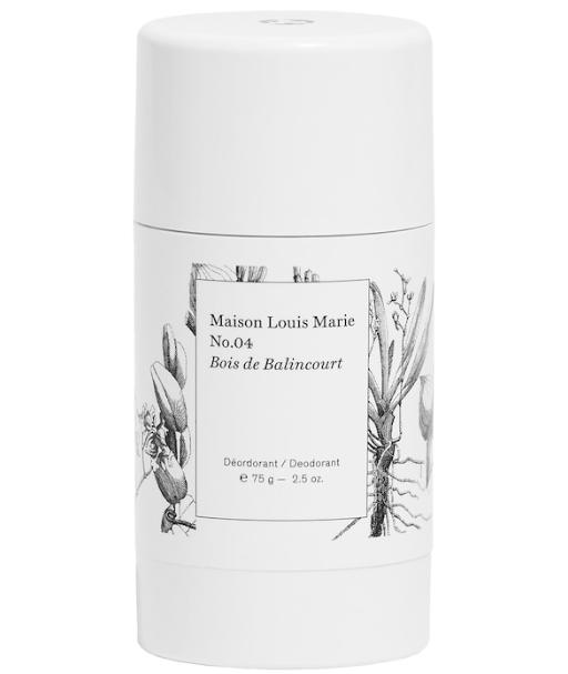 natural deodorant Maison Louis Marie