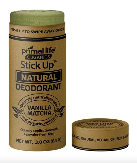 Primal Life natural deodorant