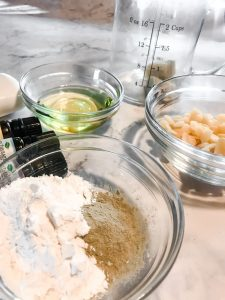 ingredients for homemade deodorant with bentonite clay
