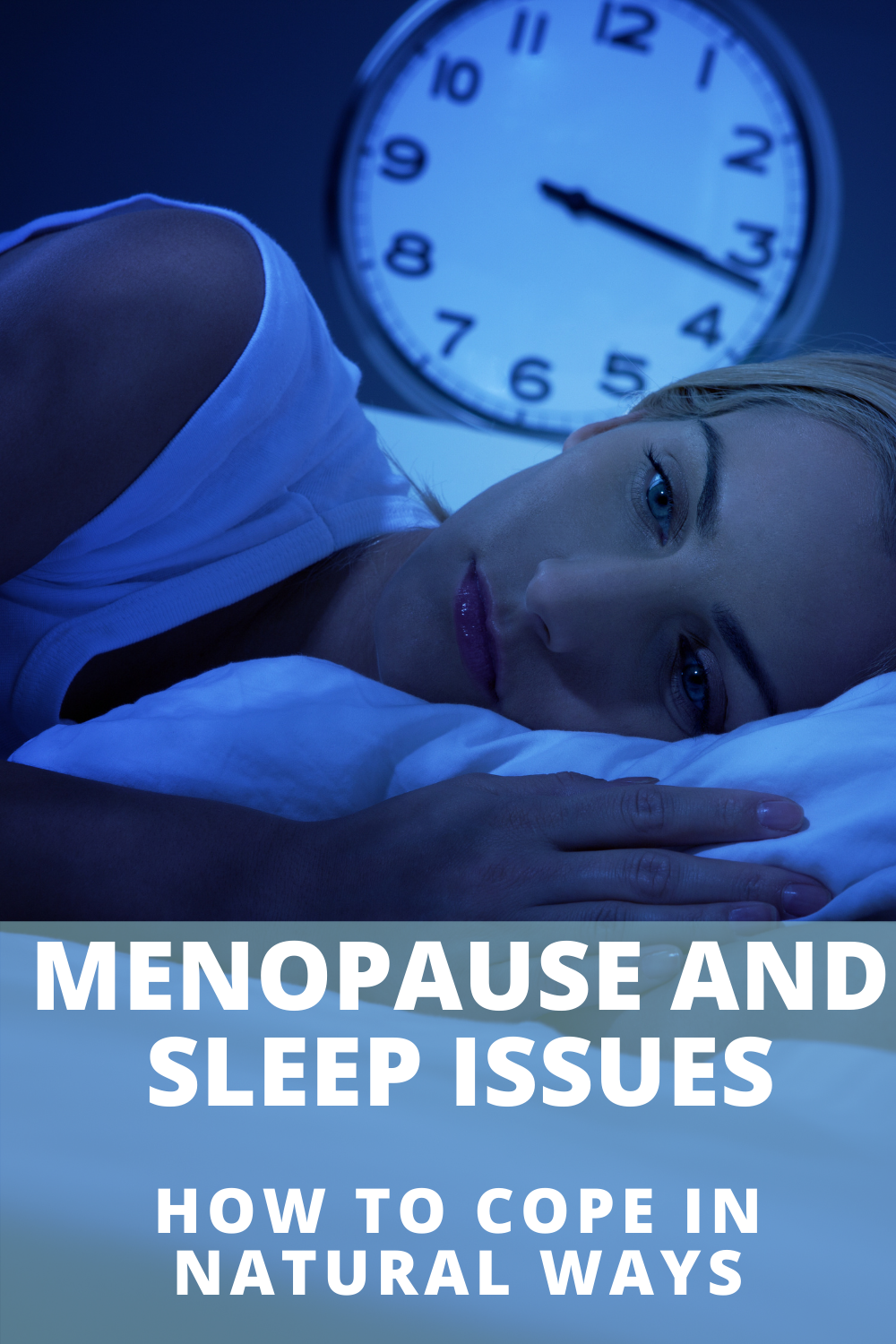 7 Powerful Natural Remedies That Can Help Your Menopausal Sleep Problems
