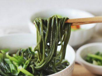 chlorella noodles