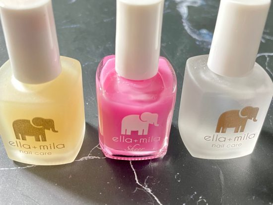 cruelty-free nail polish trio