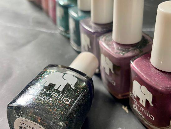 non-toxic and cruelty-free nail polish from Ella+Mila