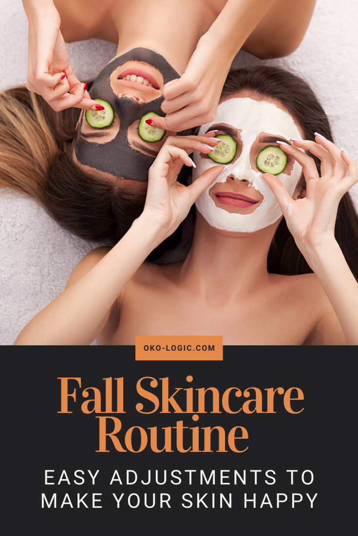 7 Easy Ways To Adjust Your Fall Skin Care